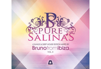 VARIOUS - Pure Salinas Vol.3 [CD]