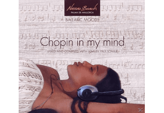 VARIOUS - Nassau Beach Club - Chopin In My Mind [CD]