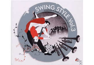 VARIOUS - Swing Style Vol.3 - (CD)