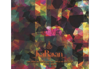 VARIOUS - Karavan - L.O.V.E. (Part 7) [CD]