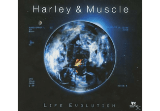 Harley & Muscle - Life Evolution - (CD)