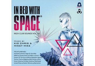 VARIOUS - In Bed With Space - Ibiza Club Sounds Vol. 16 - (CD)