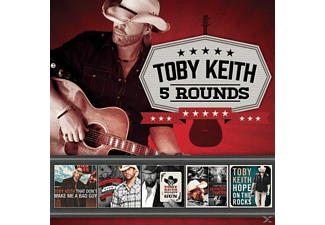 Toby Keith - 5 Rounds - (CD)