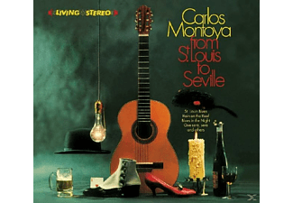 Carlos Montoya - From St.Louis To Seville - (CD)