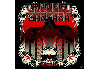 Crucified Barbara - In The Red (Digipak With Patch) - (CD)