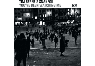 Tim Berne's Snakeoil - You've Been Watching Me - (CD)