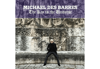 Michael Des Barres - The Key To The Universe - (CD)