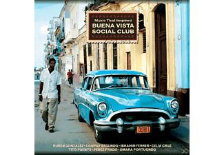 VARIOUS - Music That Inspired Buena Vista Social Club - (Vinyl)