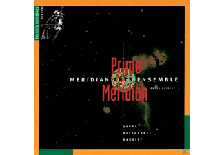 Meridian Arts Ensemble - Prime Meridian - (CD)