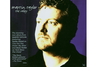 Martin Taylor - The Valley - (CD)