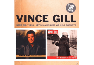 Vince Gill - Next Big Thing/Let's Mare Sure - (CD)