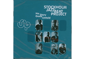 Stockholm Jazzbeat Project - No Story Goes Untold - (CD)