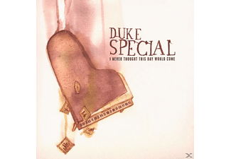 Duke Special - I Never Thought This Day Would Come [CD]