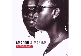 Amadou - Magic Couple - (CD)