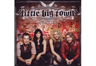 Little Big Town - A Place To Land - (CD)