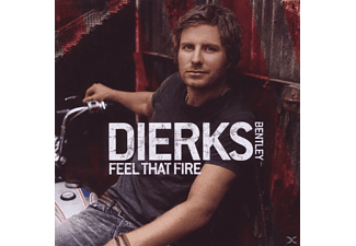 Dierks Bentley - Feel That Fire - (CD)