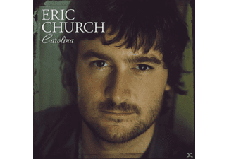 Eric Church - Carolina - (CD)