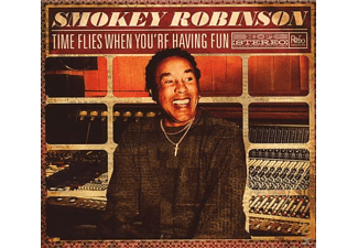 Smokey Robinson - Time Flies When You're Having Fun - (CD)