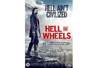 Hell On Wheels - Seizoen 4 | DVD