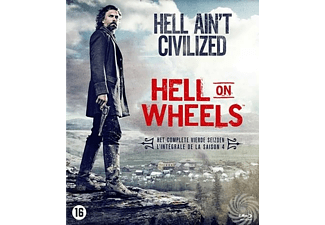 Hell On Wheels - Seizoen 4 | Blu-ray