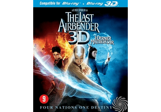 The Last Airbender 3D | 3D Blu-ray
