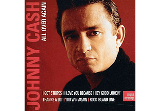 Johnny Cash - All Over Again (CD)