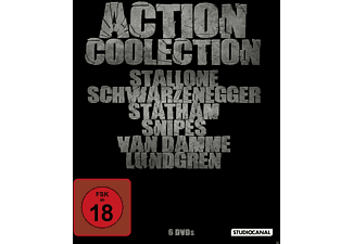 Action Collection - (DVD)