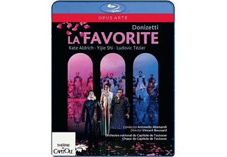 VARIOUS, Orchestre National du Capitole de Toulouse - La Favorite [Blu-ray]
