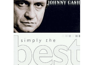 Johnny Cash - Simply The Best (CD)