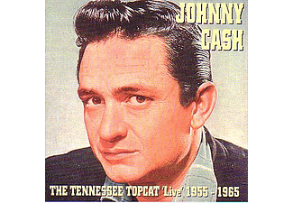 Johnny Cash - The Tennessee Topcat 'Live' 1955-1965 (CD)