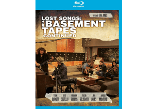 Various - Lost Songs-The Basement Tapes Continued [Blu-ray]