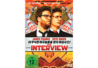 The Interview [DVD]