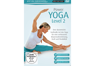 Power Yoga Level 2 - (DVD)