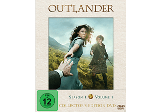 Outlander - Staffel 1.1 (Collector´s Box-Set) - (DVD)