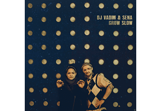 Dj Vadim, Sena - Grow Slow [LP + Bonus-CD]