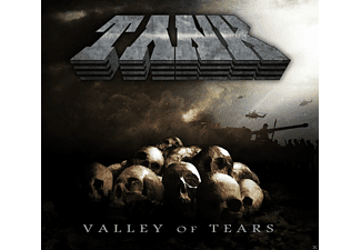 Tank - Valley Of Texas - (CD)