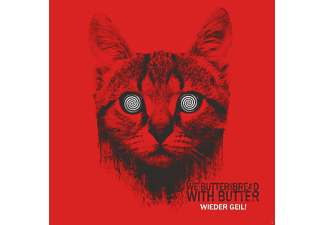 We Butter The Bread With Butter - Wieder Geil (Lim.Gatefold Red Vinyl) [Vinyl]