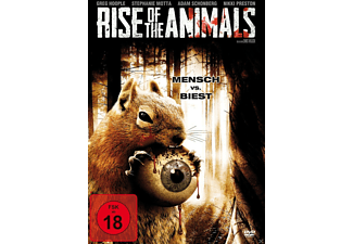 Rise of the Animals - Mensch vs. Biest [DVD]