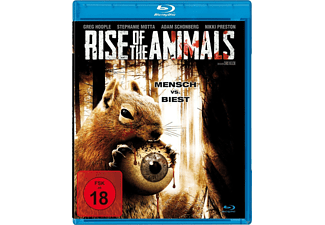 Rise of the Animals - Mensch vs. Biest - (Blu-ray)