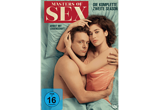 Masters of Sex - Staffel 2 - (DVD)