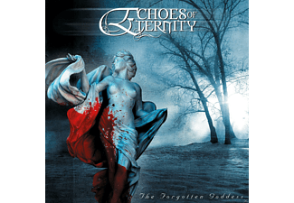 Echoes Of Eternity - The Forgotten Goddes (Re-Release) - (CD)