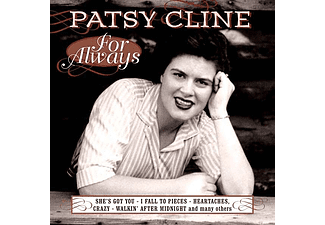 Patsy Cline - For Always (CD)