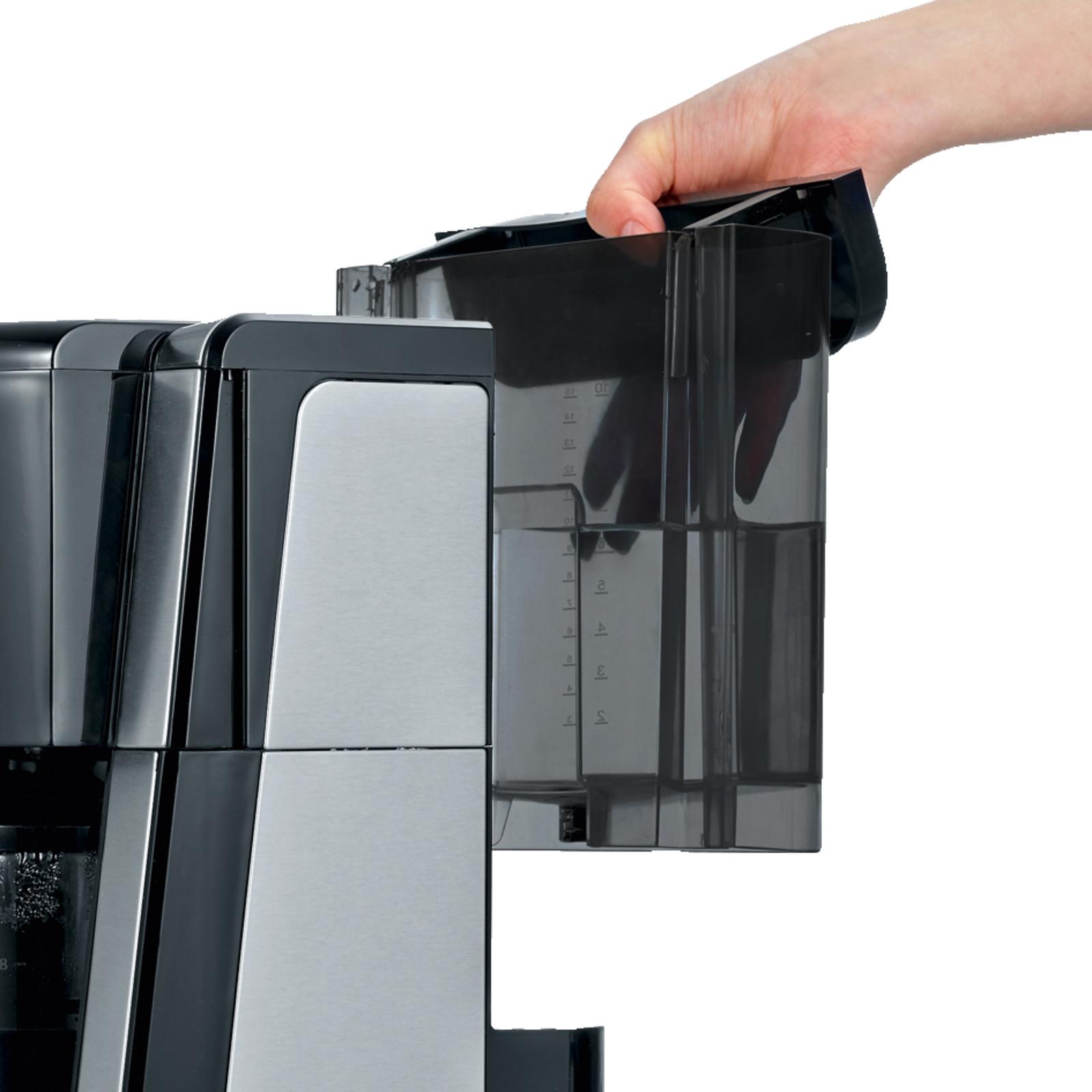 SEVERIN KA 4462, Kaffeemaschine, Edelstahl gebürstet