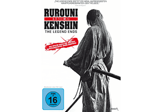 Rurouni Kenshin - The Legend Ends [DVD]