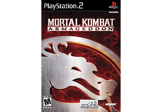 Mortal Kombat: Armagedon PS2