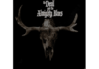 Devil And The Almighty Blues - Tdatab (Gatefold/Red Coloured Vinyl) [Vinyl]