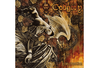 Godgory - Resurrection (Re-Release) [CD]