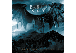 Bleed The Sky - Paradigm In Entropy (Re-Release) [CD]