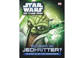 Star Wars The Clone Wars Was macht ein Jedi-Ritter?, Science Fiction (Gebunden)
