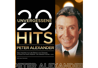Peter Alexander - 20 Unvergessene Hits - (CD)
